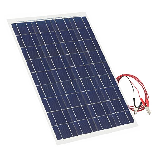 30 Watt Flexible Solar Panel 18v 12v Portable